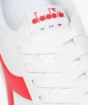 Baskets homme bicolores à lacets – Diadora Game vue6 - DIADORA - GEMO
