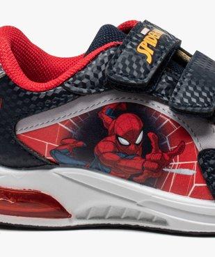 Baskets garçon à scratchs et semelle lumineuse - Spiderman vue6 - SPIDERMAN - GEMO