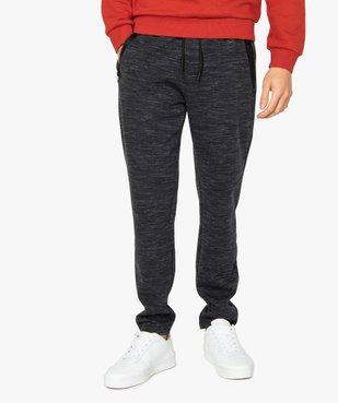 Pantalon homme en maille coupe ajusté vue1 - Nikesneakers (HOMME) - Nikesneakers