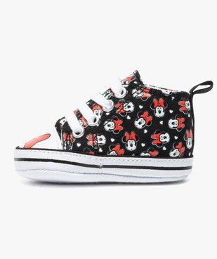 Chaussures de naissance montantes - Minnie Disney vue3 - MINNIE - GEMO