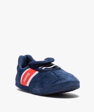 Chaussons homme 3D chaussures de foot - PSG vue2 - PSG - GEMO