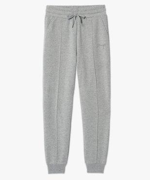 Pantalon de jogging femme en jersey molletonné - CAMPS vue4 - CAMPS UNITED - Nikesneakers