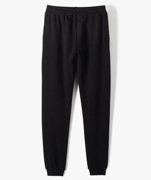 Pantalon de jogging fille avec intérieur molletonné vue3 - Nikesneakers (JUNIOR) - Nikesneakers