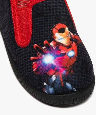 Chaussons garçon à col élastiqué - Avengers vue6 - AVENGERS - GEMO