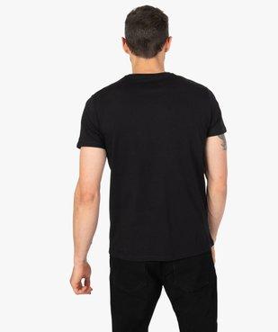 Tee-shirt homme à manches courtes imprimé - Star Wars vue3 - STAR WARS - GEMO