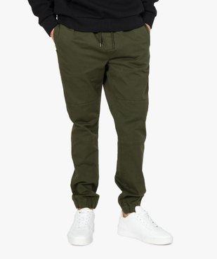 Pantalon homme coupe straight esprit cargo vue1 - Nikesneakers (HOMME) - Nikesneakers