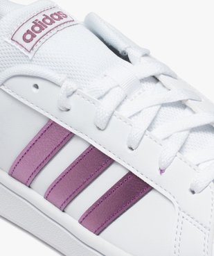 Baskets femme bicolores – Adidas Grand Court vue6 - ADIDAS - Nikesneakers