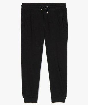 Pantalon de jogging femme longueur mollets vue4 - GEMO(FEMME PAP) - GEMO