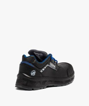 Chaussures de sécurité femme S3 – Obak Antares vue4 - OBAK - GEMO