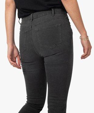 Pantalon femme coupe Slim taille haute – L26 vue2 - GEMO(FEMME PAP) - GEMO