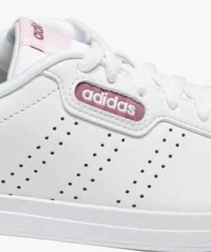Tennis femme bicolores à lacets - Adidas vue6 - ADIDAS - Nikesneakers
