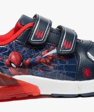 Baskets garçon à semelle lumineuse - Spiderman vue6 - SPIDERMAN - GEMO