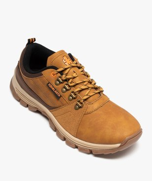 Chaussures de trekking homme à lacets – Koh-Lanta vue5 - KOH-LANTA - Nikesneakers