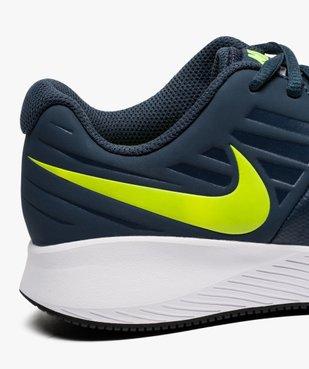 Baskets basses lacées - Nike Star Runner vue6 - NIKE - GEMO