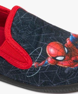 Chaussons garçon en velours ras Spiderman - Marvel vue6 - SPIDERMAN - GEMO