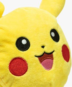 Chaussons garçon en volume - Pikachu vue6 - POKEMON - GEMO