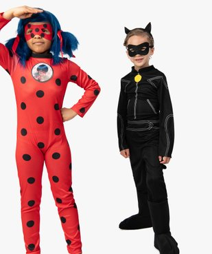 Déguisement enfant Ladybug - Miraculous (2 pièces) vue5 - DISNEY - GEMO