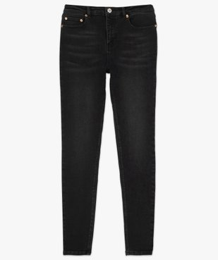 Jean femme en stretch coupe Skinny taille haute vue4 - Nikesneakers(FEMME PAP) - Nikesneakers