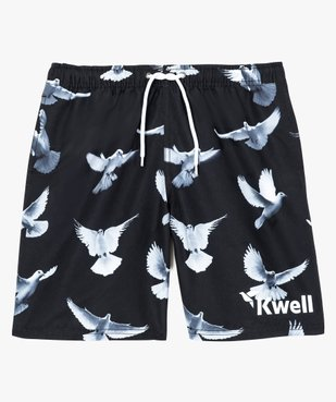Maillot de bain Kwell imprimé colombes vue1 - KWELL - GEMO