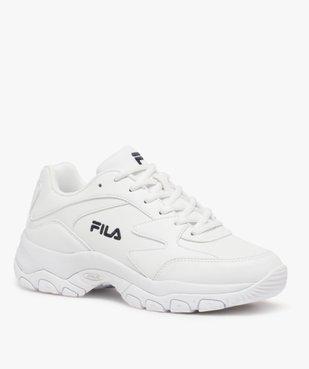 Basket femme grosse semelle dad shoes - FILA vue2 - FILA - Nikesneakers