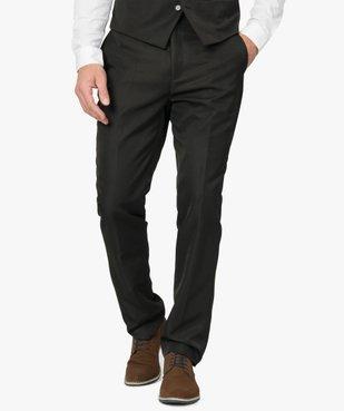 Pantalon de costume homme coupe ajustée vue1 - Nikesneakers (HOMME) - Nikesneakers
