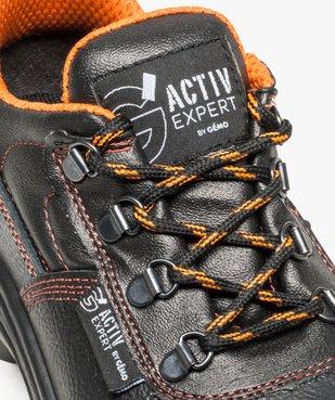 Chaussures de sécurité S3 basses vue6 - GEMO (SECURITE) - GEMO