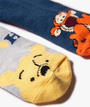 Chaussettes bébé fille Winnie l'ourson (lot de 2) - Disney vue2 - DISNEY DTR - GEMO