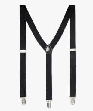 Bretelles homme élastiquées et ajustables vue1 - Nikesneakers (ACCESS) - Nikesneakers
