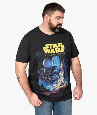 Tee-shirt homme avec motif XXL – Star Wars vue1 - STAR WARS - GEMO