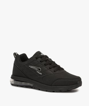 Baskets homme running monochromes - Airness vue2 - AIRNESS - Nikesneakers