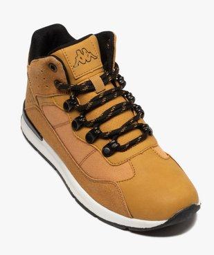 Baskets garçon mid-cut à lacets – Kappa Kensington vue5 - KAPPA - Nikesneakers