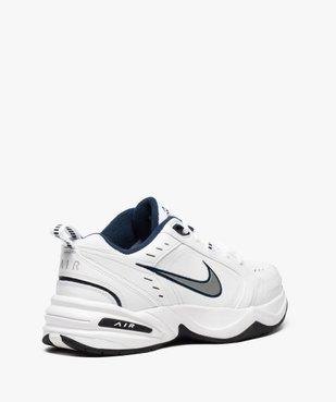 Baskets basses homme à lacets – Nike Air Monarch vue4 - NIKE - GEMO