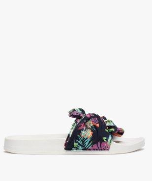 Mules de piscine femme dessus tissu – Shoes by LTDC vue1 - SHOES BY LTDC - GEMO
