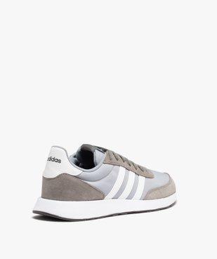 Baskets homme retro running – Adidas Run 60s 2.0 vue4 - ADIDAS - GEMO
