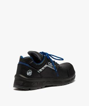 Chaussures de sécurité à lacets S3 – Obak Antares vue4 - OBAK - Nikesneakers