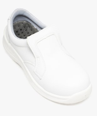 Chaussures professionnelles femme mocassin sécurité S2 vue5 - GEMO (SECURITE) - GEMO