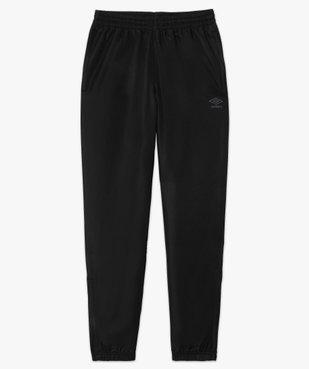 Pantalon de sport homme avec zips dans le bas - Umbro vue4 - UMBRO - Nikesneakers