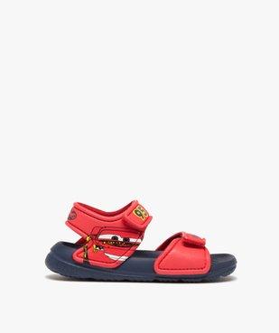 Sandales de plage garçon - Cars vue1 - CARS - GEMO