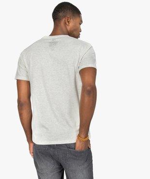 Tee-shirt homme imprimé Thomas Shelby – Peaky Blinders vue3 - PEAKY BLINDERS - GEMO