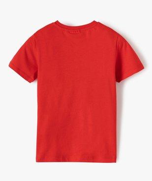 Tee-shirt garçon à manches courtes - La Pat'Patrouille vue3 - PAT PATROUILLE - GEMO