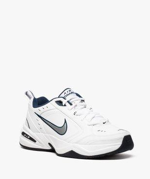 Baskets basses homme à lacets – Nike Air Monarch vue2 - NIKE - GEMO