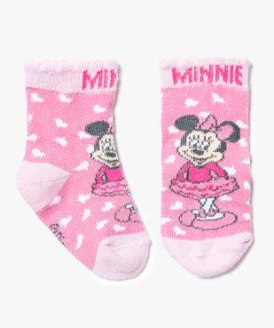 Chaussettes bébé Minnie - Disney vue1 - MINNIE - GEMO