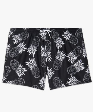 Short de bain homme à motifs ananas - grande taille vue1 - Nikesneakers (PLAGE) - Nikesneakers