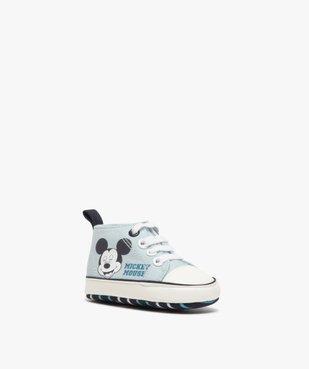 Tennis de naissance garçon en toile Mickey vue2 - MICKEY - Nikesneakers