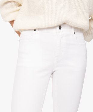 Jean femme coupe Skinny taille normale vue2 - GEMO(FEMME PAP) - GEMO