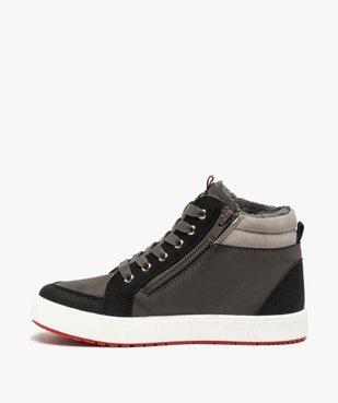 Boots garçon à semelle contrastante et col rembourré vue3 - Nikesneakers (ENFANT) - Nikesneakers