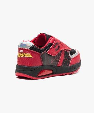 Baskets avec semelle clignotante - Spiderman vue4 - SPIDERMAN - GEMO