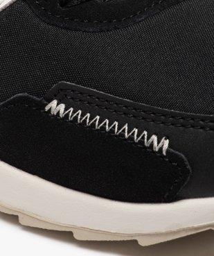 Baskets femme bicolores à lacets – Adidas Retrorun vue6 - ADIDAS - Nikesneakers