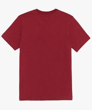 Tee-shirt garçon à manches courtes - Adidas vue2 - ADIDAS - GEMO