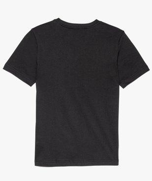 Tee-shirt garçon avec inscription contrastante - Adidas vue2 - ADIDAS - GEMO